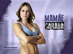 Gabriela Cangussú criadora do Projeto Mamãe Sarada
