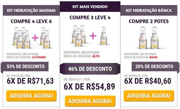 liftup-preço