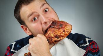Porque Você Não Deve Fazê-Lo Caso A Comer De Tudo Com Moderação