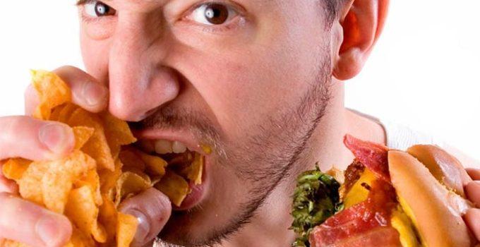 Hábitos que ajudam a Ganhar peso