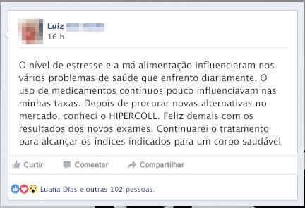 Depoimento de Luiz
