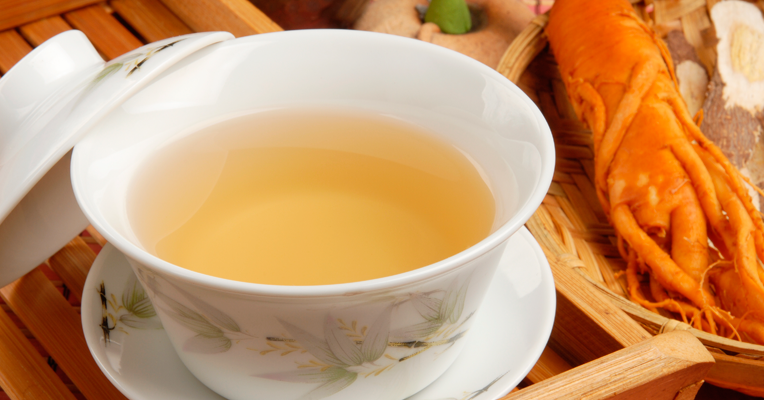 Chá afrodisiaco natural