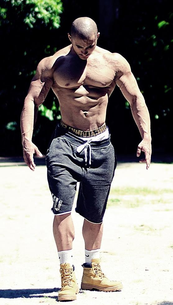 A formula dos musculos