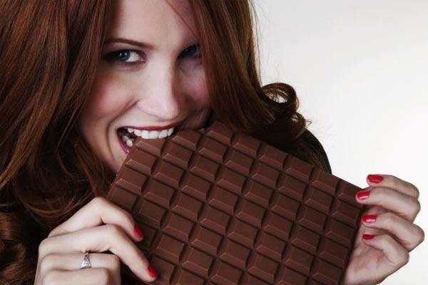 5 BENEFICIOS DO CHOCOLATE