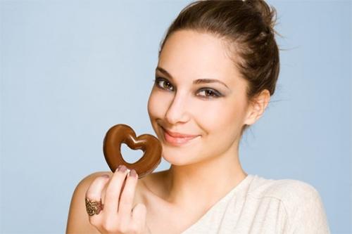 perder peso comendo chocolate
