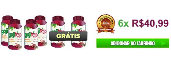 promoção de goji top compre 4 e leve 2 frascos