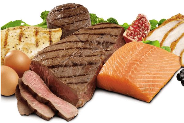 coma-proteinas