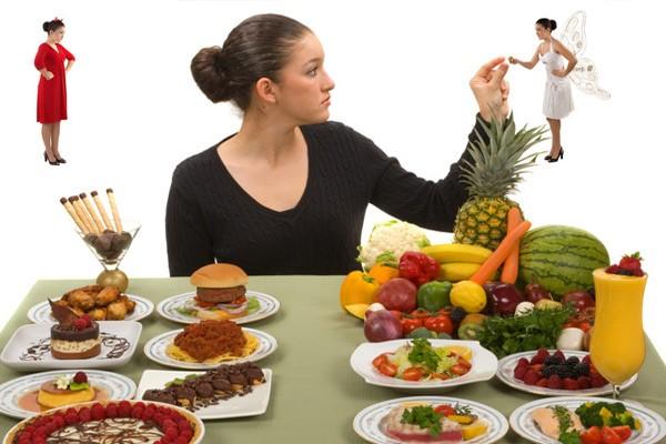 mude sua atitude a respeito da comida