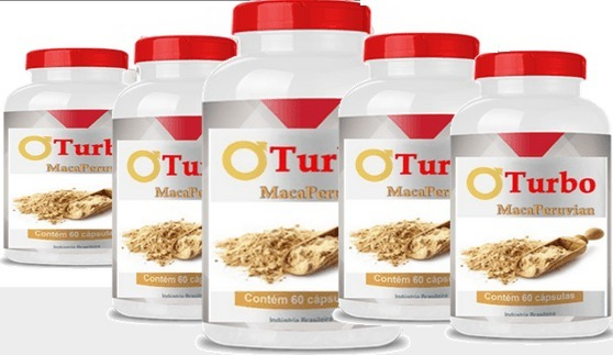 Turbo maca peruvian