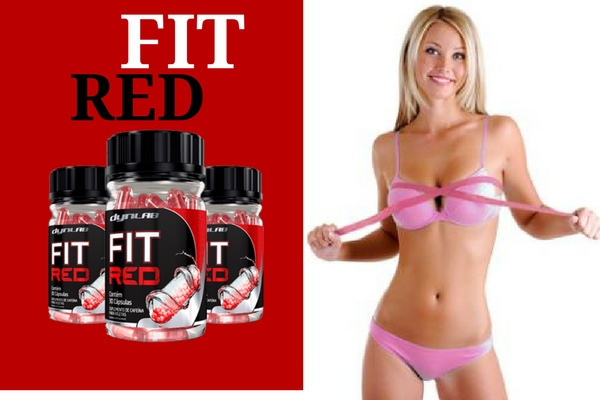 Emagrecedor Fit Red